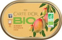 Carte D'or Sorbet Bio Mangue d'Inde 450ml - Prodotto - fr