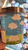 Ben & Jerry's Srawberry Cheescake - Ingredientes - es