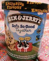 Ben & Jerry's sofa so good together - Product - en