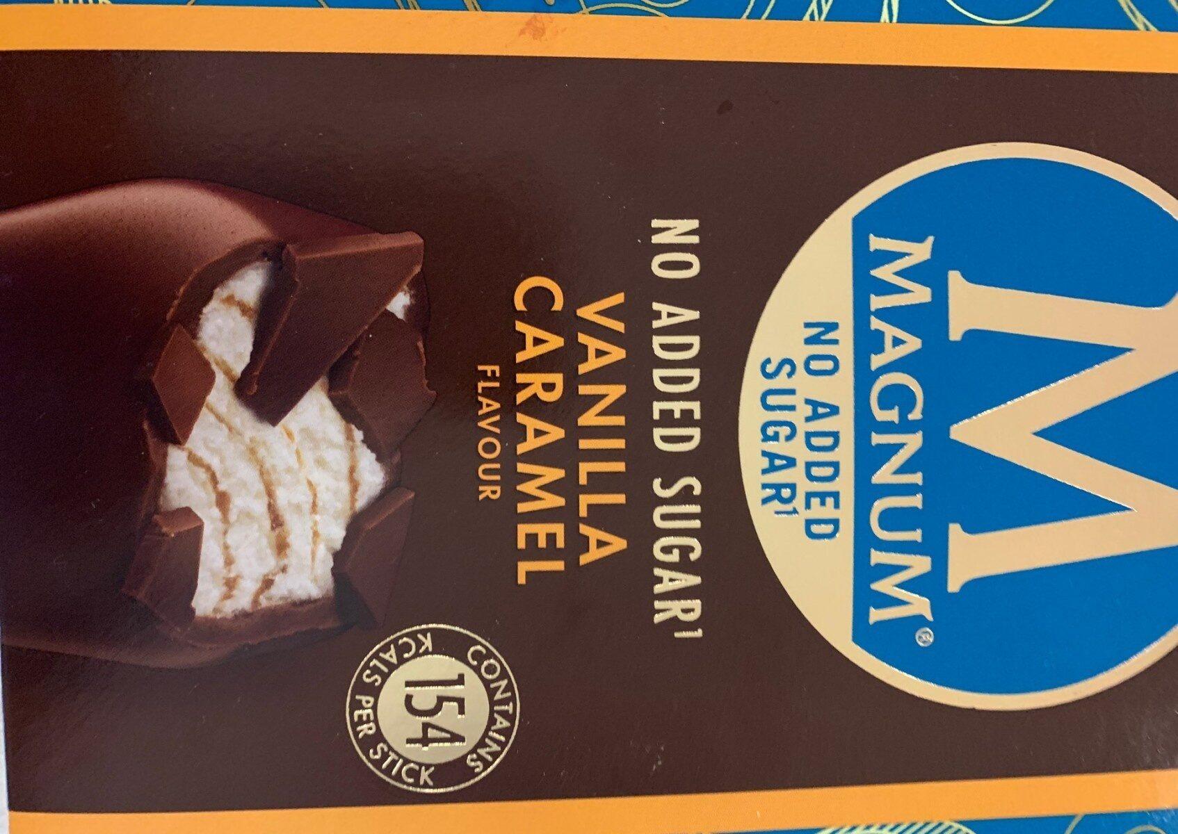 Magnum no added sugar - Produkt - en