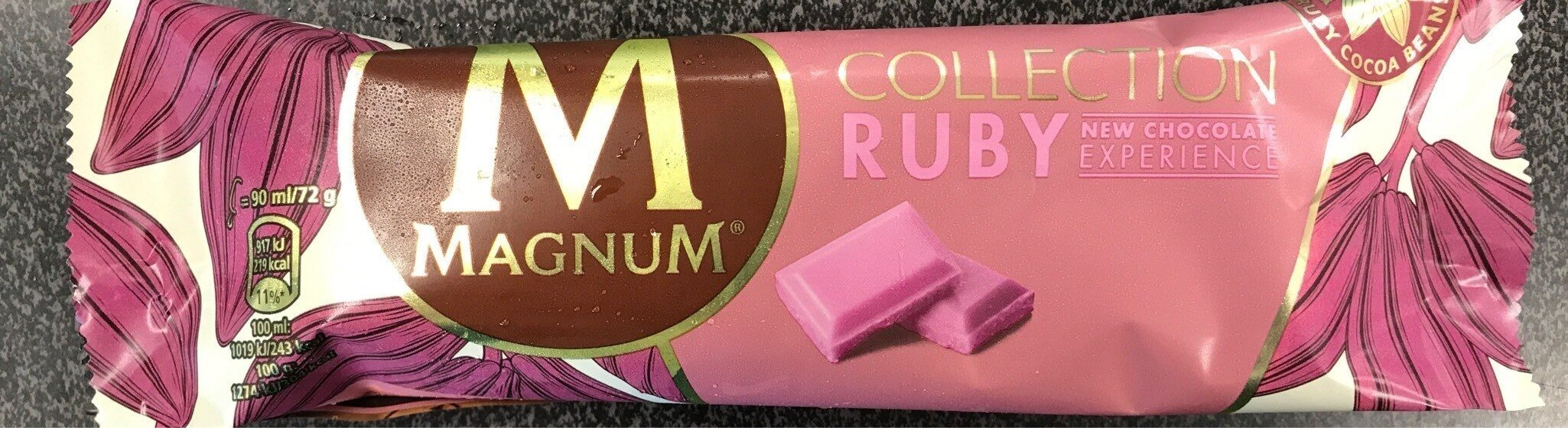 Magnum Ruby - Product - en