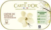 Carte D'or Glace Crème de Vanille de Madagascar 900ml - Prodotto - fr