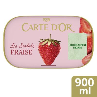 Carte D'or Sorbet Fraise 900ml - Prodotto - fr