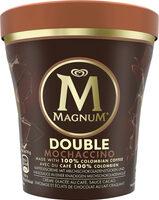 Magnum Glace en Pot Double Mochaccino - Produit - fr
