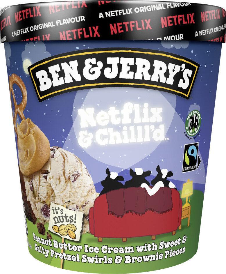 Ben & Jerry's Netflix & Chill'd - Product - en