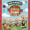 Ben & Jerry's Glace en Mini Pots Cone Together - Product