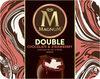 Magnum Glace Bâtonnet Double Chocolat & Fraise x4 352ml - Product