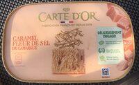 Carte D'or Glace Caramel à la Fleur de Sel - Produit - fr