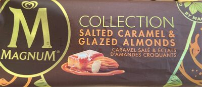 COLLECTION caramel salé & éclats d'amandes - Product
