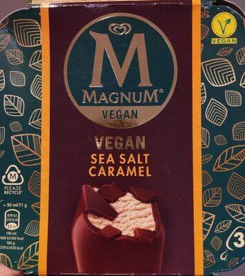 Magnum Vegan Sea Salt Caramel - Product - en