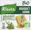 Knorr Bouillon Cubes Bio Bouquet Garni x6 - Prodotto
