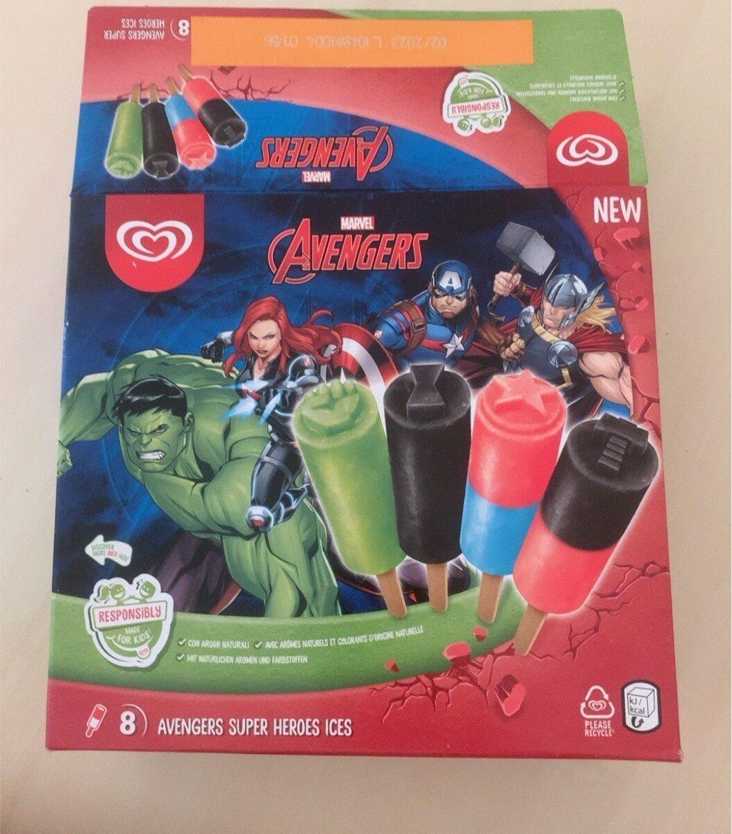 Glace Avengers - Produit - fr