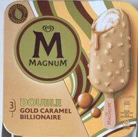 Magnum Double Gold Caramel Billionaore - Product - de