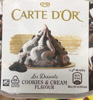 Cookies & cream - Prodotto - es