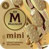 Magnum mini double gold caramel billionaire - Prodotto
