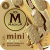 Magnum mini double gold caramel billionaire - Product
