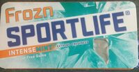 Frozn Sportlife Intensemint - Product - nl