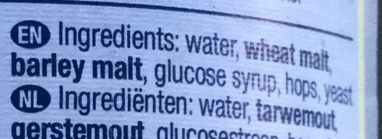 Trappist - Ingredients - en