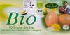 10 frische Bio Eier - Produkt