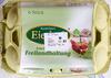 Frische Eier aus Freilandhaltung - Produkt