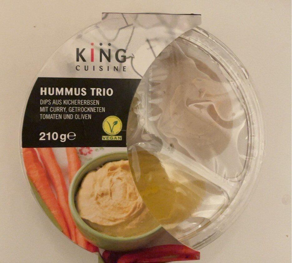 Hummus Trio - Produit - de