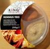 Hummus Trio (Angaben für Curry) - Produit