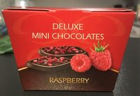 Deluxe Mini Chocolates Raspberry - Product - fr