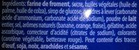 Lik Koekjes - Ingrediënten - fr