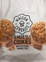Big muesli cookies - Product
