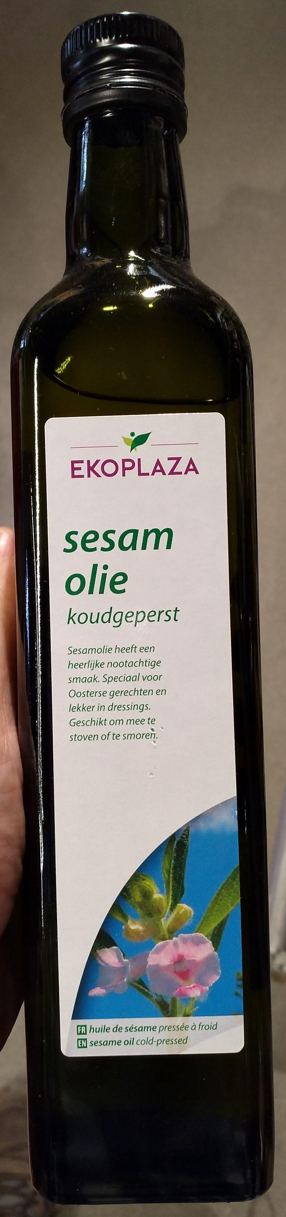 Sesam olie - Product - nl