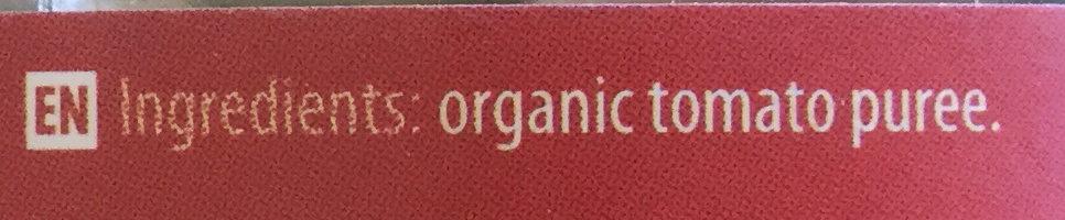 Tomatenpuree - Ingredients - en