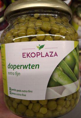 Doperwten - Produit