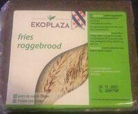 Fries roggebrood - Product - en