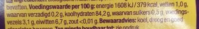 Cornflakes - Voedingswaarden - nl