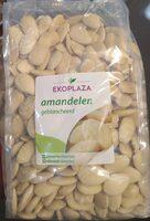 Amandelen geblancheerd - Product - nl