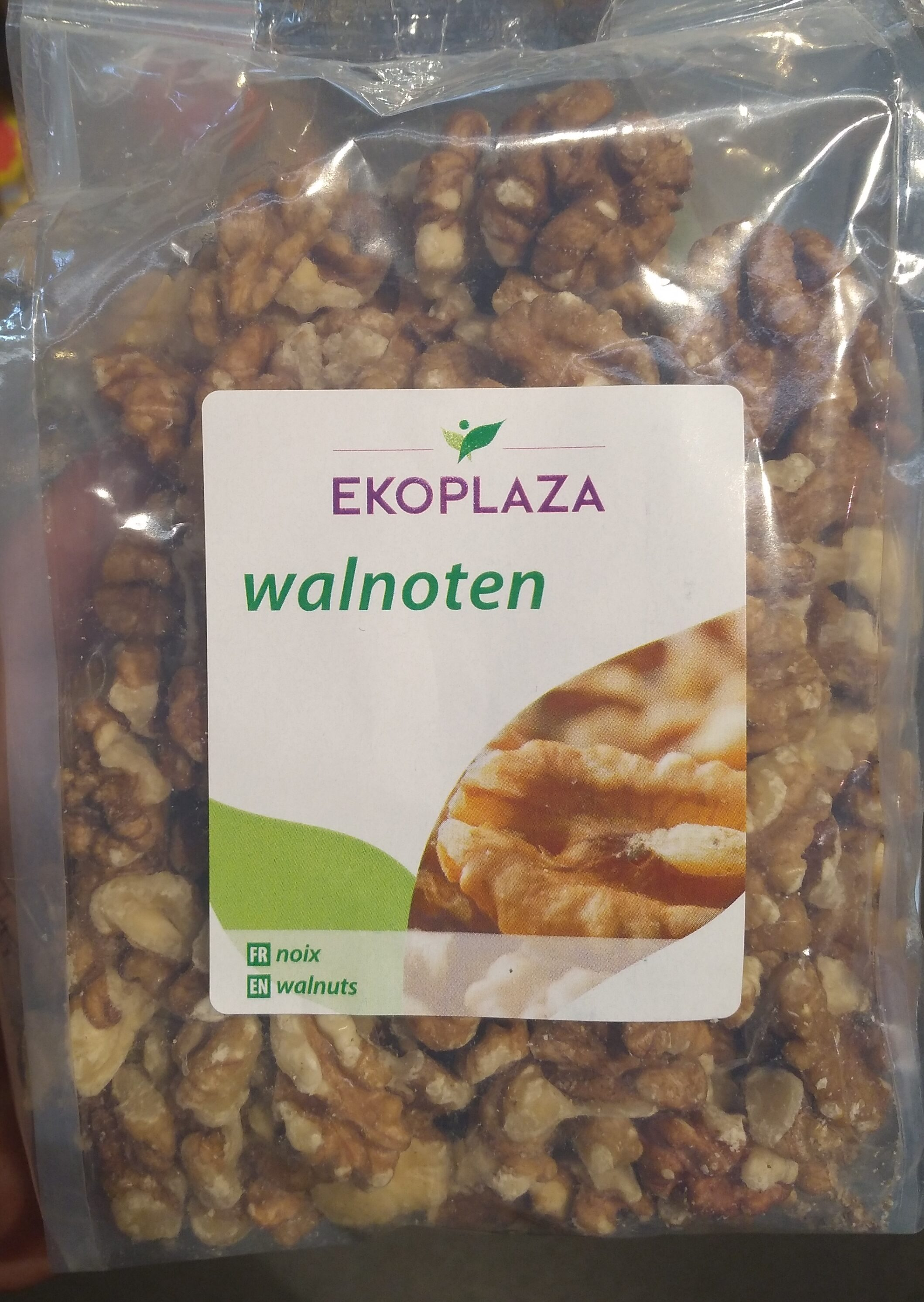 Walnoten - Product