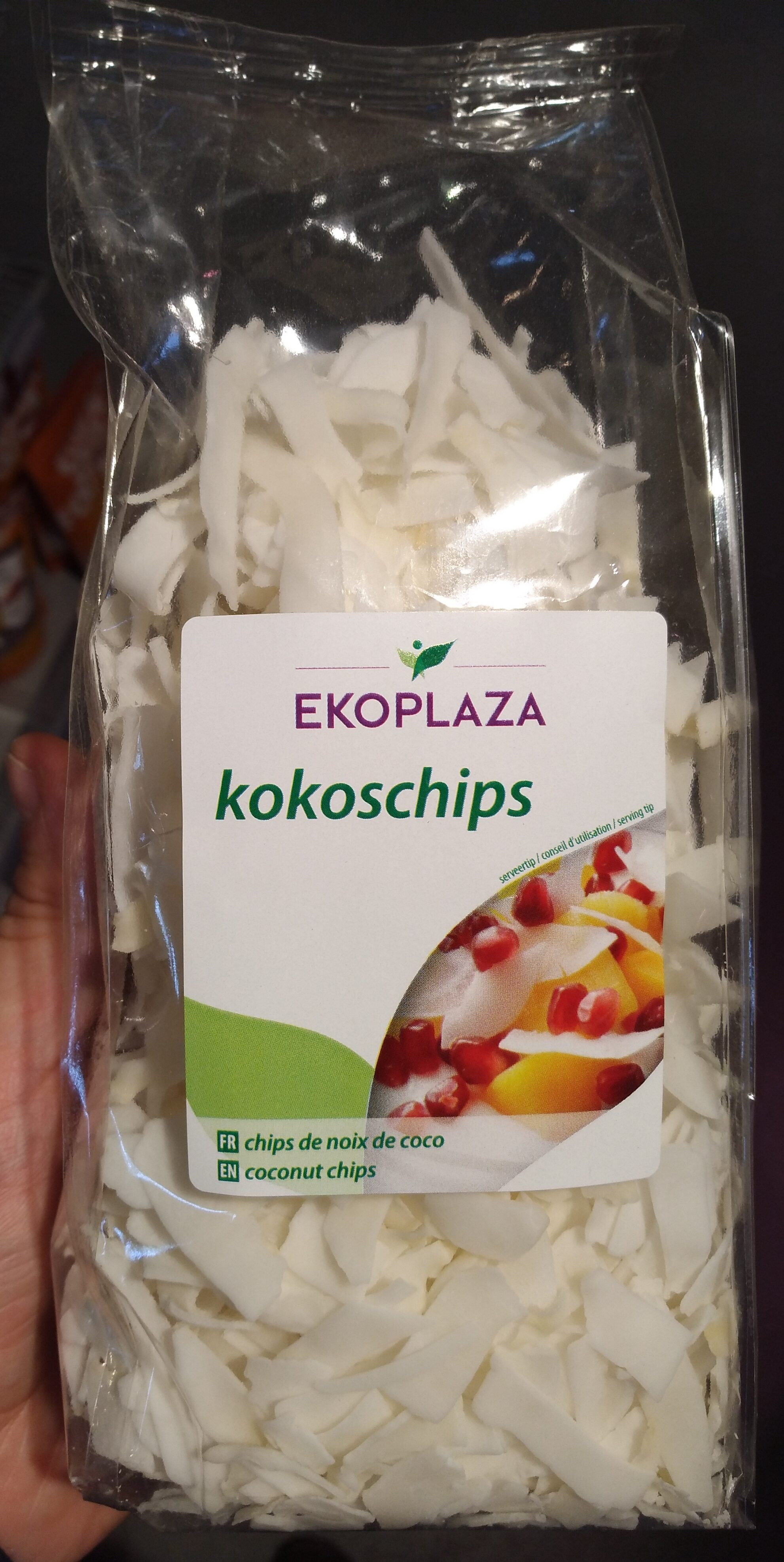 Kokoschips - Produit - nl