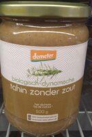 Tahin zonder zout - Prodotto - nl