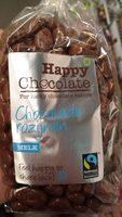 Chocolade rozijnen - Product