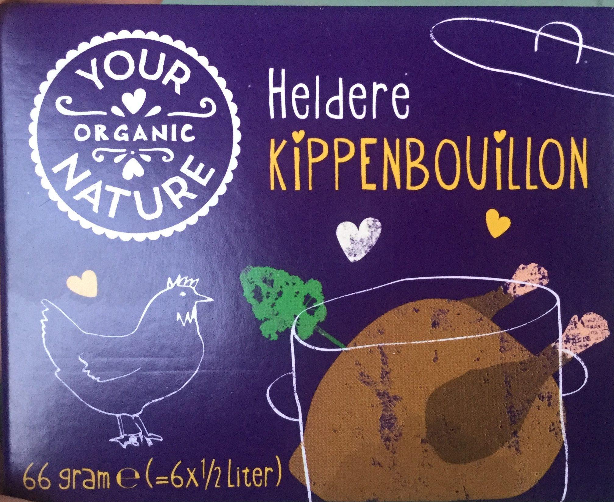 Heldere kippenbouillon - Product - nl