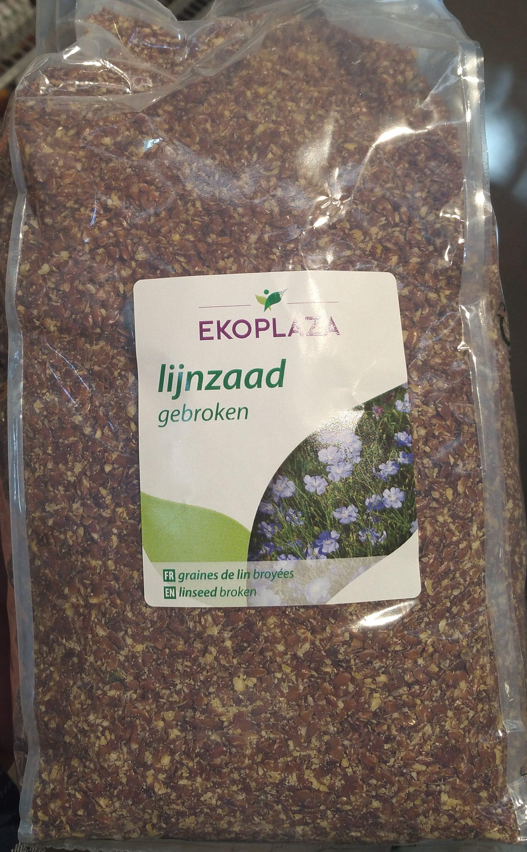 Lijnzaad gebroken - Product - nl