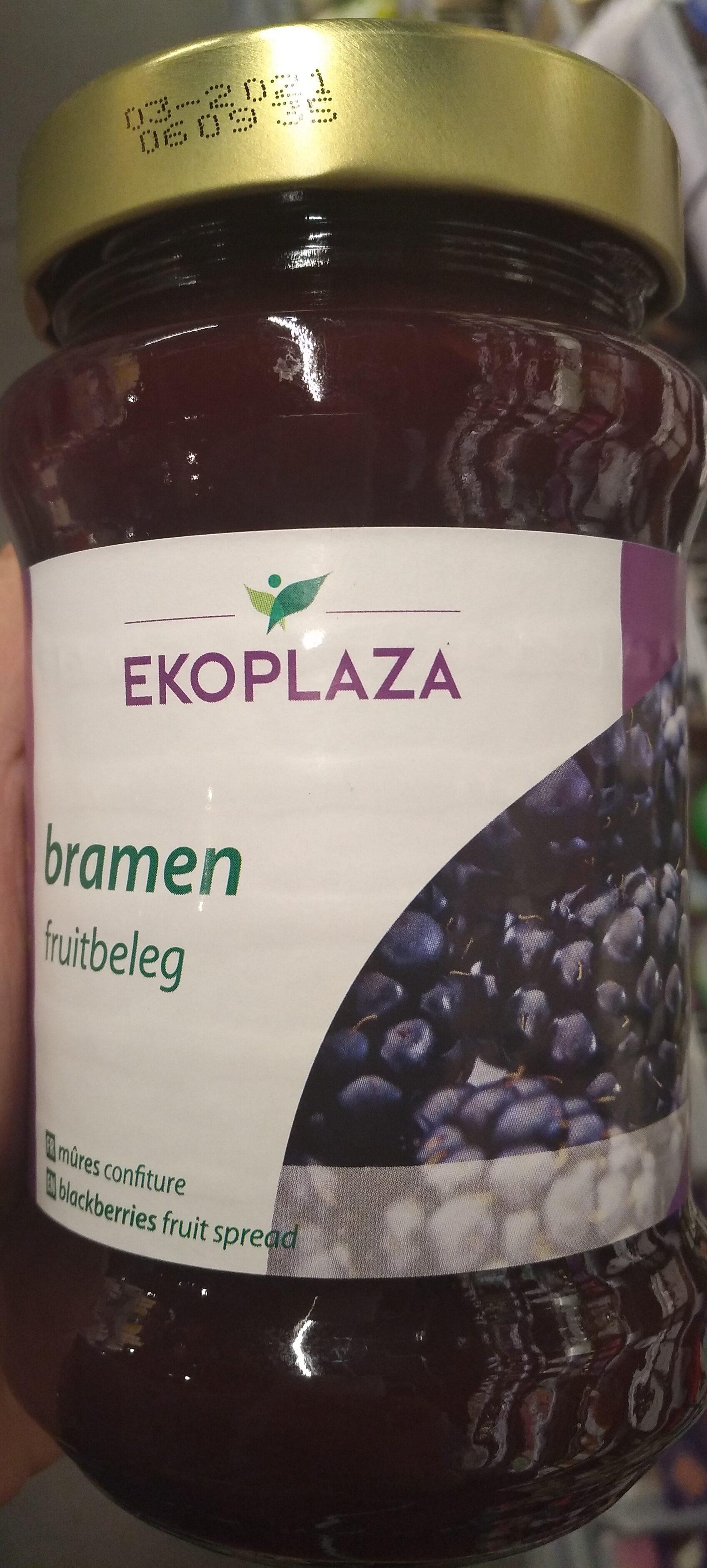 Fruitbeleg Aardbeien - Produit - nl
