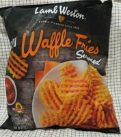 Waffle Fries Sesoned - Produit - de