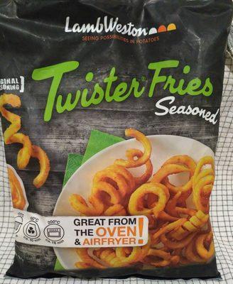Twisted Fries Seasoned - Produit