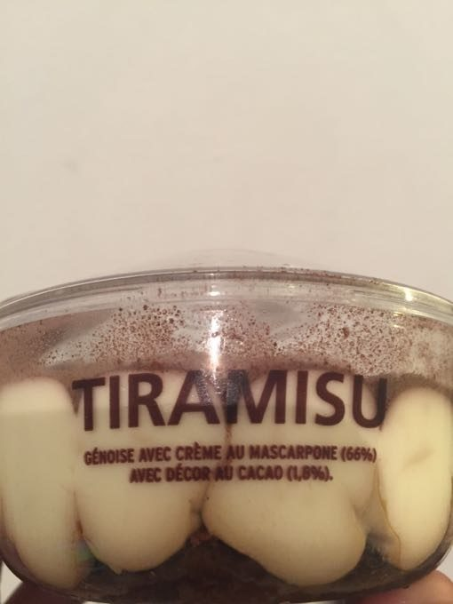 Tiramisu KFC - Produit - fr
