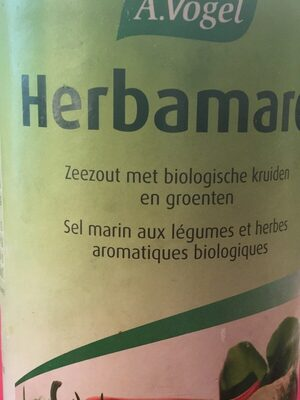 Herbamare Original Kruidenzout - Product