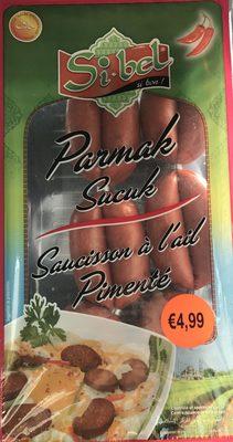 Saucisson à l'Ail Pimenté - Product - fr