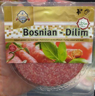 Salami gjeldeti me mish lope - Product