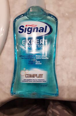 signal EXPERT protection - Produit