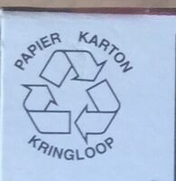 Gevulde rundvleessoep - Recycling instructions and/or packaging information - nl